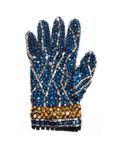 "Blue Glove ( Michael Jackson ) 40"" x 32"""