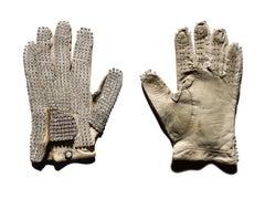 "Pair of White Gloves (Michael Jackson) 30 x 40"""