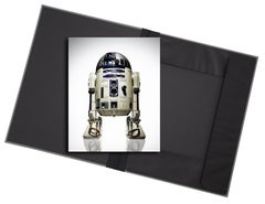Star Wars (R2-D2) - photograph in classic archival artwork portfolio gift binder