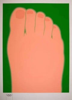 Big foot (1972 Olympic Games, Munchen)