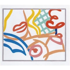 Tom Wesselmann, 'Study For Bedroom Blonde With Green Wallpaper' Print