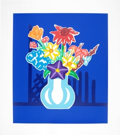 UNICEF Bouquet - Tom Wesselmann, Pop Art, Still-life, Print, Screenprint