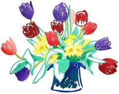 Birthday Bouquet Edition (Hat Vase)