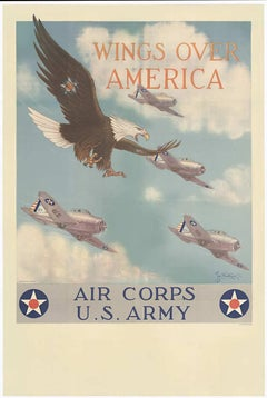 Wings over America Air Corps US Army