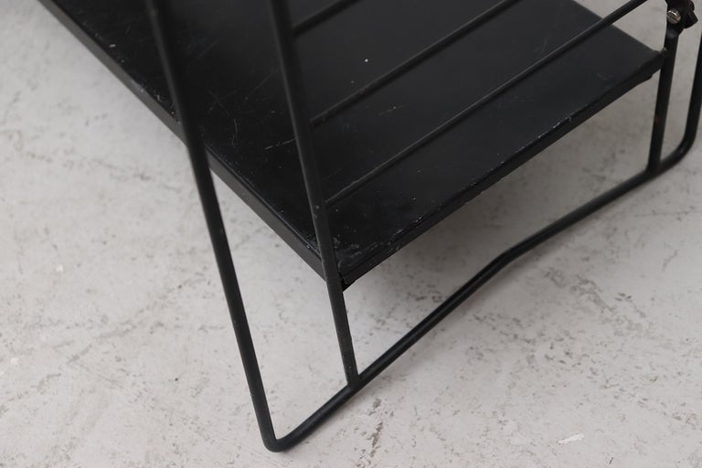 Tomado Single Standing Industrial Book Shelf For Sale 2