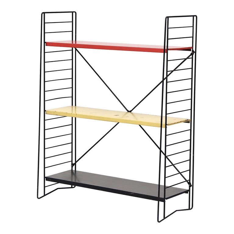 Tomado Single Standing Industrial Book Shelf For Sale