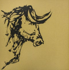 Bull fury (Mexican Contemporary Art)