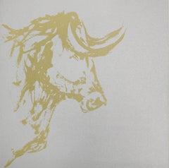 Bull fury (Mexican Contemporary Art)