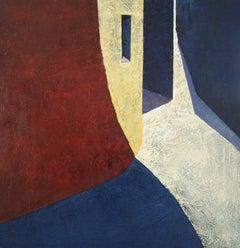 Camins De Dia - 21st Century, Contemporary, Painting, Oil on Canvas