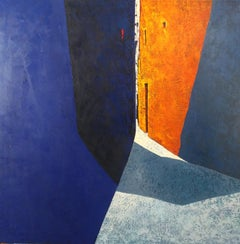Doblegant Murs - 21st Century, Contemporary, Painting, Oil on Canvas