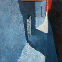 Dues Ombres - 21st Century, Contemporary, Painting, Oil on Canvas