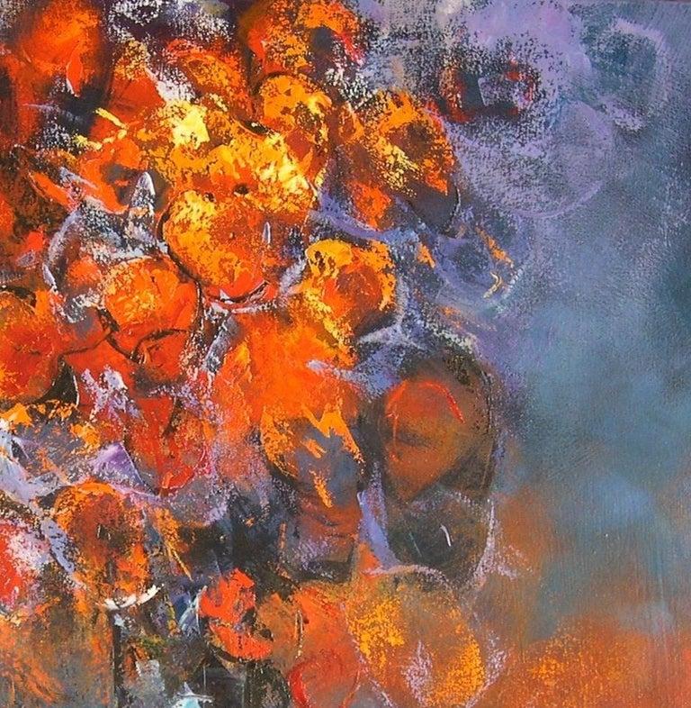 Flors al Cava - 21st Century, Contemporary, Still Life, Oil Painting, Flowers For Sale 2
