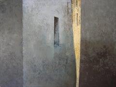 La Finestra De La Veïna - 21st Century, Contemporary, Painting, Oil on Canvas
