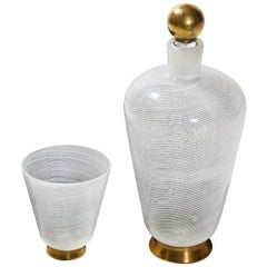 Tomaso Buzzi Bottle with Cup