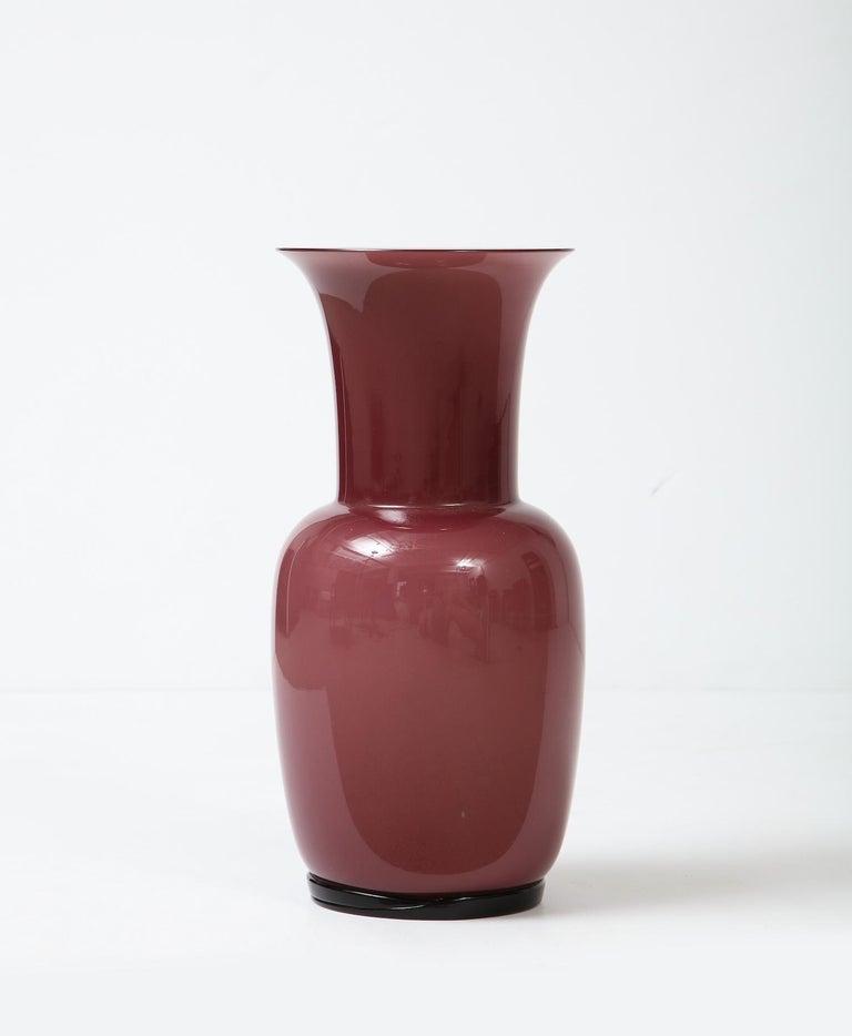 20th Century Tomaso Buzzi for Venini Vase For Sale