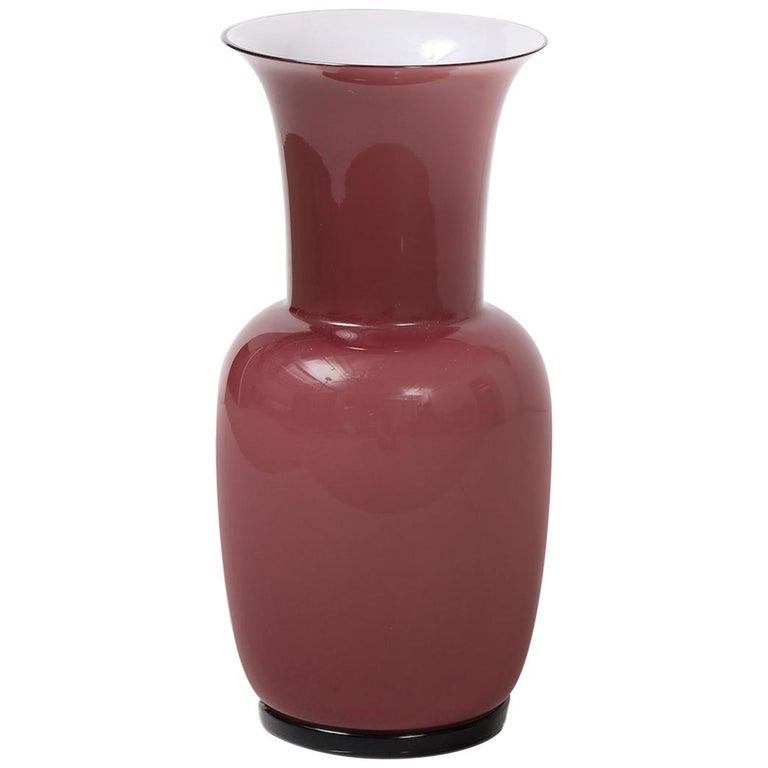 Tomaso Buzzi for Venini Vase For Sale