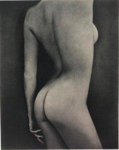 Nude #14,  Platinum Palladium print