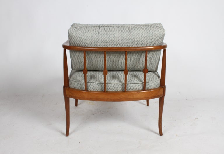 Tomlinson Sophisticate Chair by John Lubberts & Lambert Mulder In Good Condition For Sale In St. Louis, MO