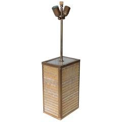 Tommaso Barbi 1960s Table Lamp