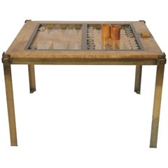 Tommaso Barbi Backgammon Table