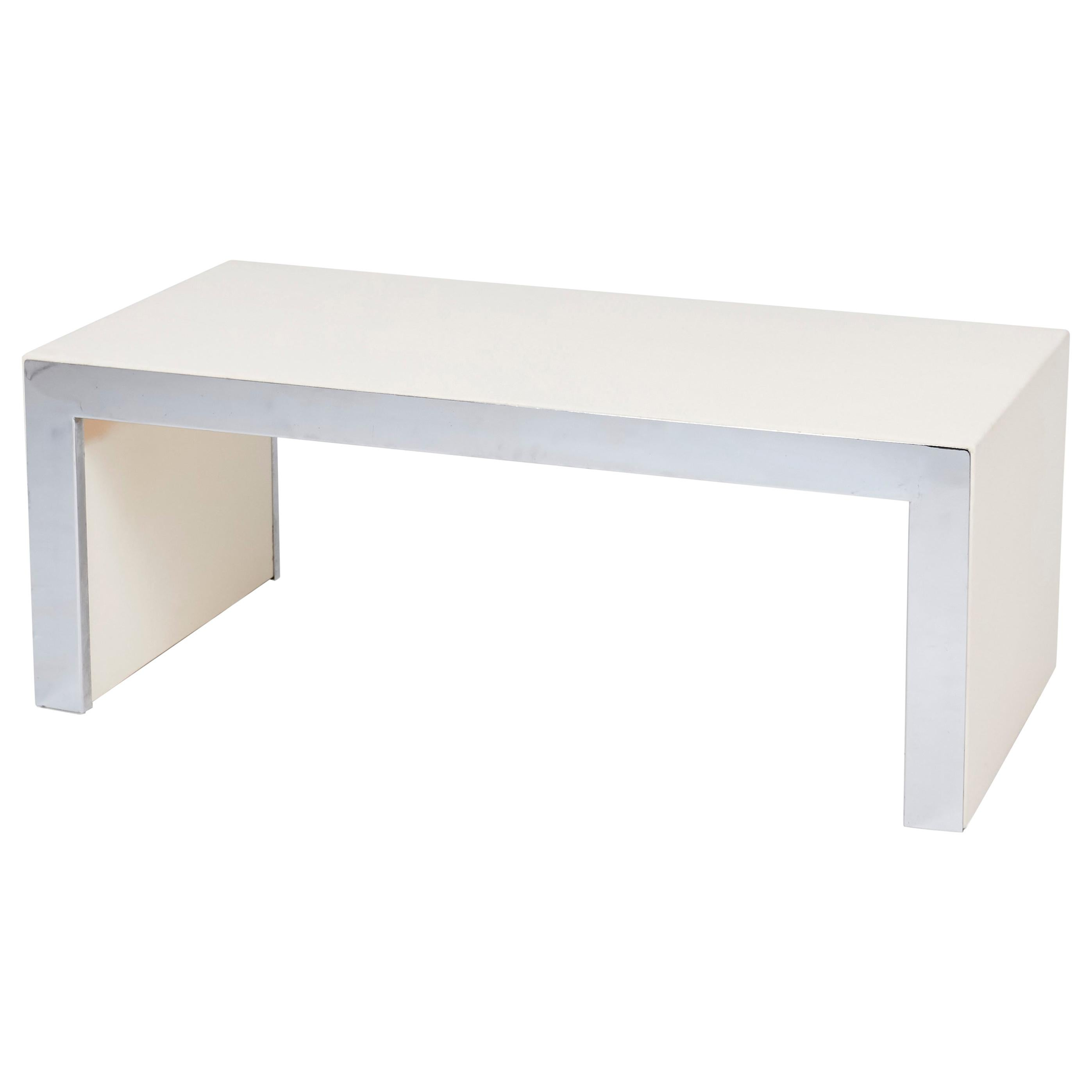 Tommaso Barbi Coffee Table Bench