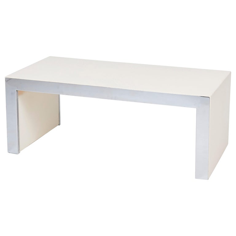 Tommaso Barbi Coffee Table Bench For Sale