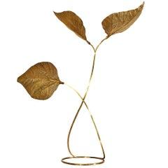 Tommaso Barbi Organic Leaf Floorlamp