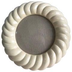 Tommaso Barbi Porcelain Ceramic Picture or Photo Frame