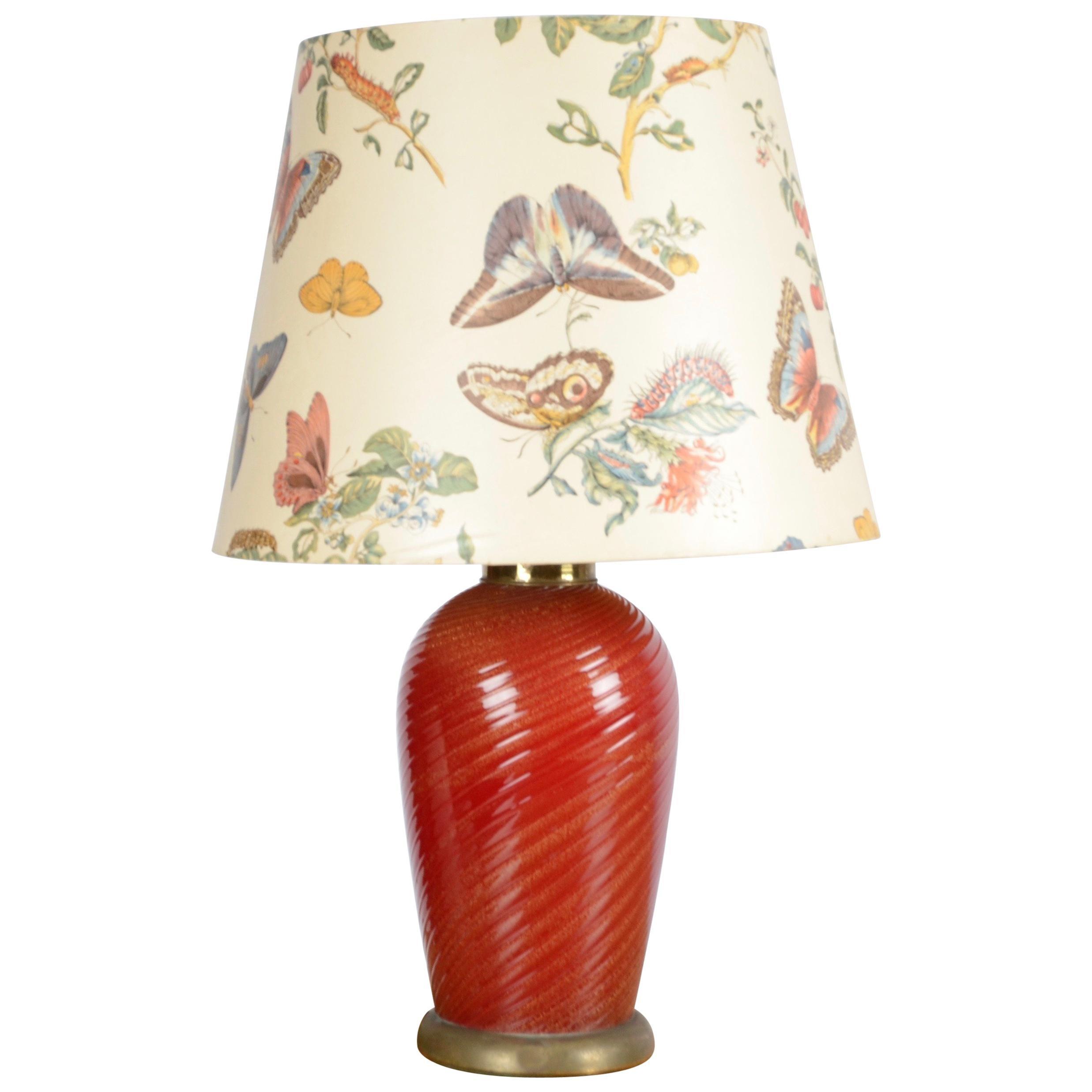 Tommaso Barbi, Table Lamp, 1960s-1970s