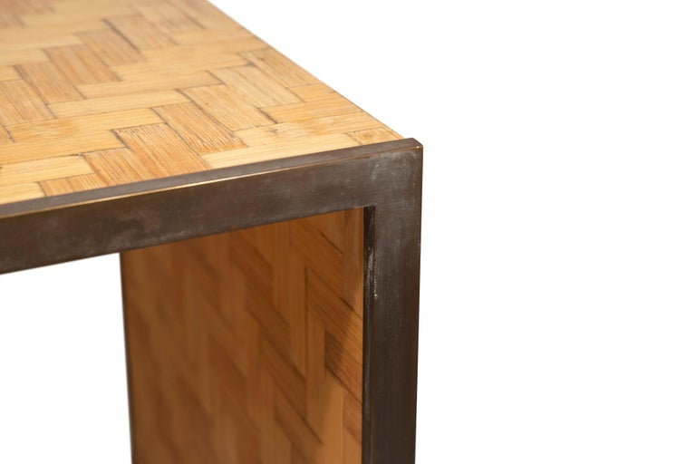 Late 20th Century Tommaso Barbi, Three Nesting Tables, Italy, circa 1970 For Sale