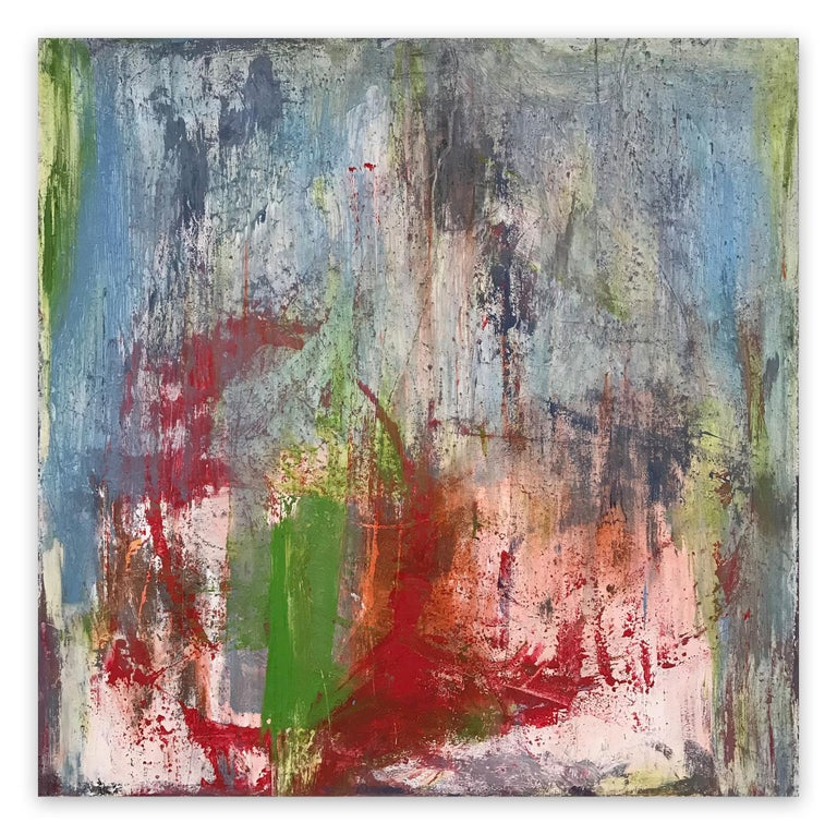 Tommaso Fattovich Abstract Painting - Analog