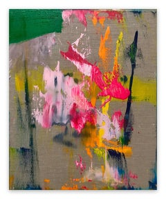 Grand Pappy Du Plenty (Abstract painting)