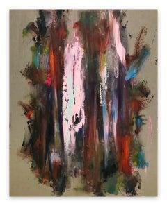 Magic Tree (Abstract painting)