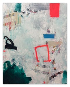 Mount Kimbie (Abstract painting)