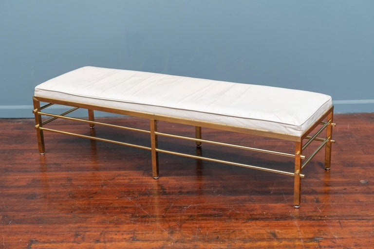 Tommi Parzinger Bench for Parzinger Originals In Good Condition For Sale In San Francisco, CA