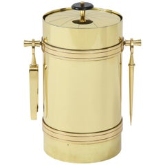 Tommi Parzinger Brass Ice Bucket