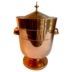 Tommi Parzinger Copper Ice Bucket