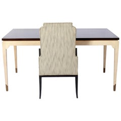 Tommi Parzinger Custom Desk and Chair