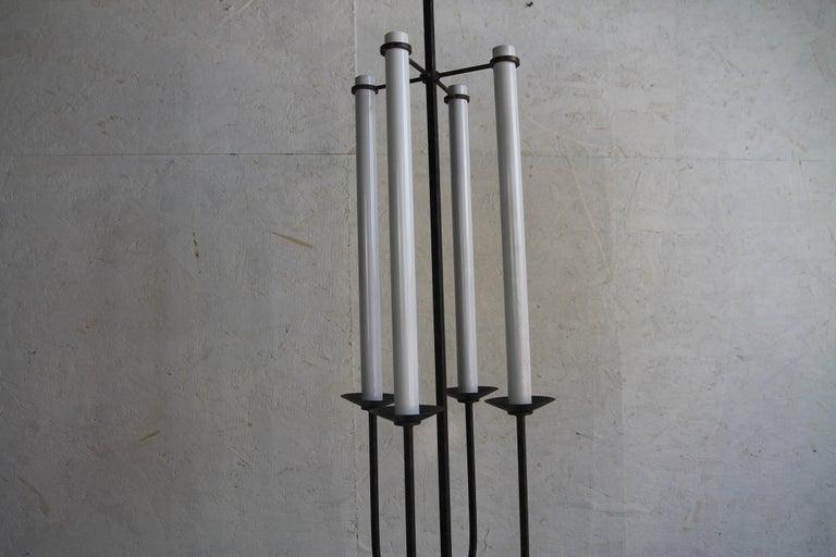 American Tommi Parzinger Floor Lamp  For Sale