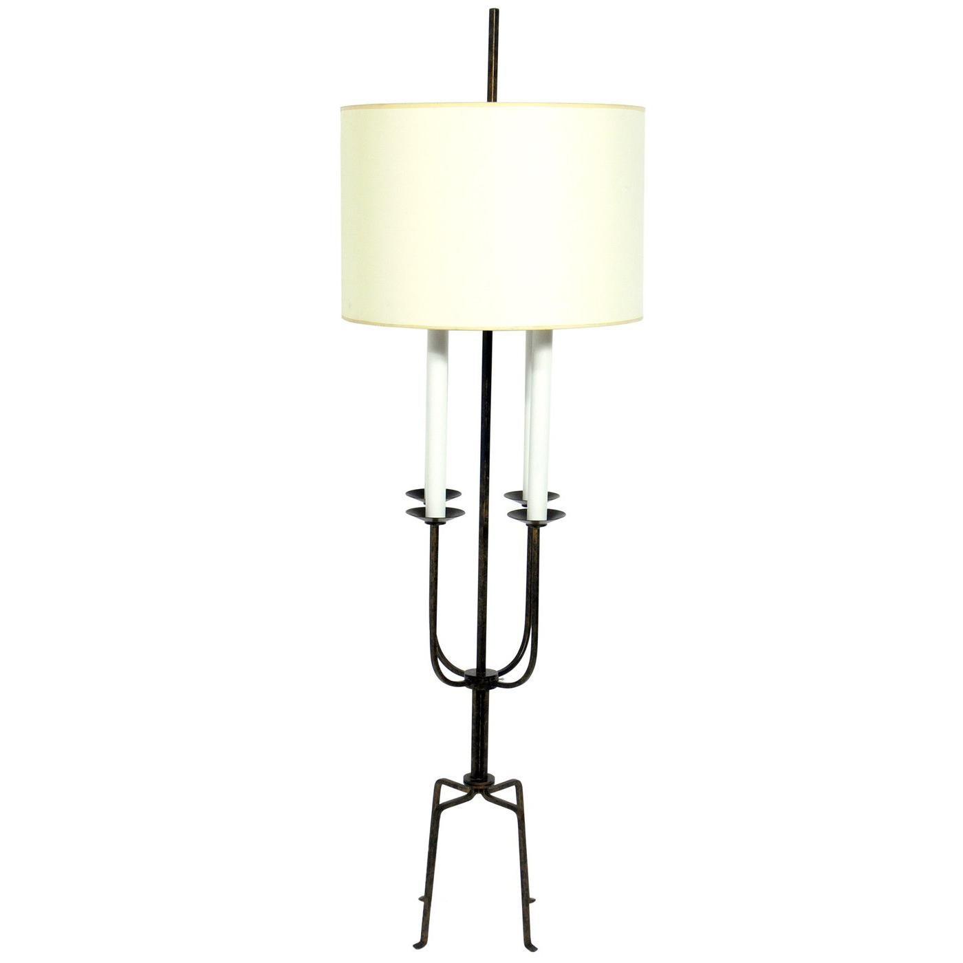 Tommi Parzinger Floor Lamp