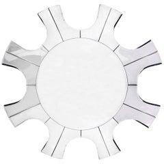 Tommi Parzinger Iconic Sunburst Mirror, 1950s