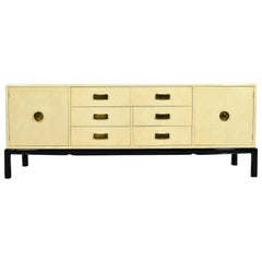 Tommi Parzinger Style Credenza