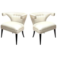 Tommi Parzinger Veronese Side Chairs Mid-Century Modern