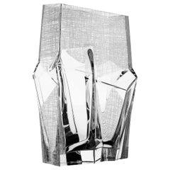 Tondo Doni Clear Vase by Mario Cioni