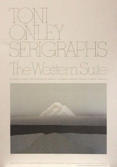 Poster-Serigraphs, The Western Suite