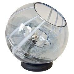 Toni Zuccheri Murano Glass Lamp, for VeArt, circa 1975, Italy