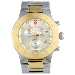 Tonino Lamborghini EN Models Men's Quartz Chronograph Watch EN034.306