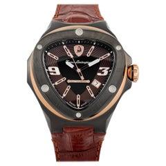 Tonino Lamborghini Spyder Automatic 2.0 Stainless Steel Watch 8852