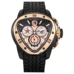Tonino Lamborghini Spyder Automatic Stainless Steel Watch SW1121SP