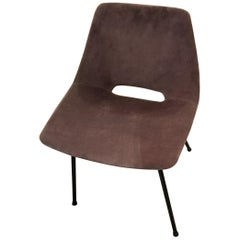 """Tonneau"" Chair by Pierre Guariche for Steiner"